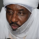 Ex-Kano Emir Sanusi Arrives Kaduna In First Visit To North After Deposition