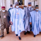 Northern Governors Salute Sultan At 64