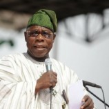 Obasanjo Tells Youths To Squeeze Older Generation Out Of Office