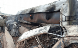 At Least 23 Killed In Lokoja Tanker Explosion