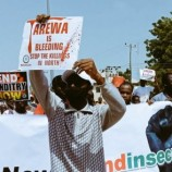 Niger Youths Protest against Bad Roads, Poor Electricity Supply, Babditry