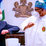 No Sustainable Development Without Adequate Infrastructure, Says Buhari At China Meeting