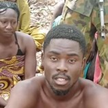 Kidnappers releases videos of Afaka students