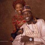 Hon. Danladi Bababudan Gives Out Daughter's Hand In Marriage