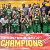 President Buhari Congratulates D'Tigress on African Basketball Victory