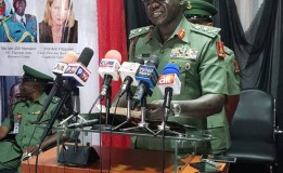 General Buratai: We won't reconcile with bandits