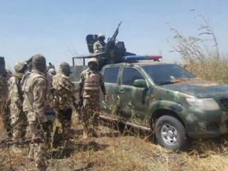 Army rescue victims of bandits attack in Katsina mosque