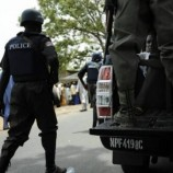 Niger: Police, other security agents discover bandits' hole