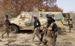 Four soldiers, others dead as terrorists attack military base in Borno