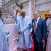 Buhari inaugurates N50bn Sunti Golden Sugar Estate in Niger