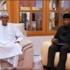 'Buhari Failed to Transmit Power to Osinbajo Before Leaving Nigeria', PDP Petitions NASS