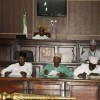 Commotion in Gombe State house of assembly as APC members whisk away with Mace