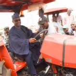 Niger State Government Is Purchasing 100 Tractors!