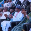 Buhari begs aggrieved party leaders not to defect