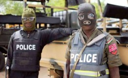 Police arrest two suspects providing medical services to bandits
