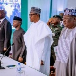 Buhari talks poverty reduction at retreat for ministers-designate