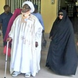 El-ZakZaky, wife return from India