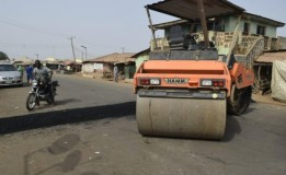 Photos Of Road Projects Going On In Zungeru Town, Niger State