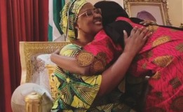 Coronavirus: Buhari's daughter steps out of isolation after 14 days