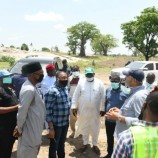 Niger State CoS supervises Road Projects in Minna-Bida  and Gogo Mai Lalle