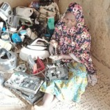 How mother of seven became electrician without training