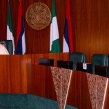 We are proud of your leadership, APC governors tell Buhari