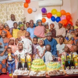 PHOTOS: House Majority Leader Doguwa with four wives, 27 kids