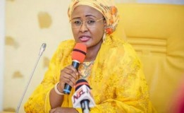 Aisha Buhari: COVID-19 is a sign that God is not happy with us