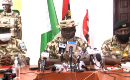 Soldiers didn't kill four persons, dump bodies inside pond in Jos – DHQ