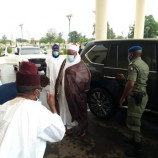 Sultan Visits El-Rufa'i 24 Hours After Sanusi
