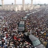Thousands Attend Late Emir Of Zazzau's Burial In Zaria