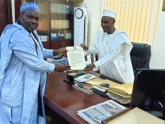 Ganduje Reappoints Commissioner Sacked For 'Celebrating' Abba Kyari's Death