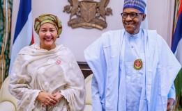 FG names Idu railway station after Amina Mohammed — first Nigerian woman alive to be so honoured