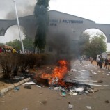 Riot In Nasarawa State Polytechnic, Lafia Over School Fees