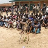 Abuja-Kaduna Road Kidnapping: Police Parade Another 40 More Suspects In Rijana