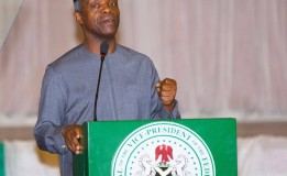 I Did Not Describe Those Asking For Restructuring As Political Jobbers- Acting President Osinbajo