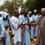 Governor Bagudu bade farewell to Kebbi state first set of intending pilgrims
