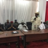 PDP Crisis: Makarfi assures aggrieved members of level playing ground