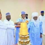 Gombe State Governments Host a Surprised 70th Birthday Party for Business Mogul Mohammed Indimi