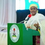 You are role models, Aisha Buhari tells Women