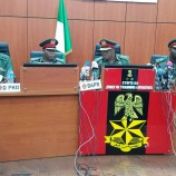 COAS charges troops on loyalty, sacrifice as Borno governor gifts N10 million to wounded soldiers