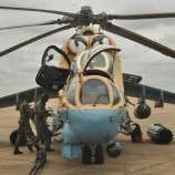 Air Force Neutralises Terrorists, Destroys More Hideouts In Borno