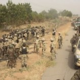 Soldiers Arrest Fleeing Boko Haram Suspect In Plateau