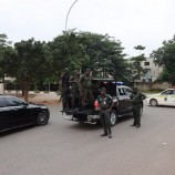 Police arrest 79 suspected looters in Abuja
