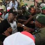 Court strikes out case against Melaye