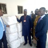 EFCC returns stolen mosquito nets to beneficiaries