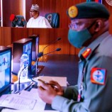 BREAKING: Buhari presides over Council of State meeting