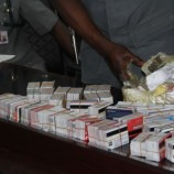 Man caught with 2,886 ATM cards hidden inside noodles at Lagos Airport