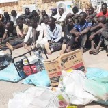 Over 100 Suspected Looters Arrested In Plateau