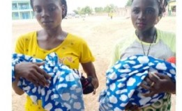 Confusion in Nasarawa as twin sisters get pregnant for their mother's lover